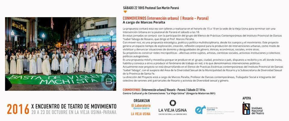 Paraná: Convocan al proyecto \